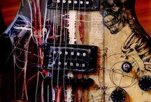 art bass &guitar