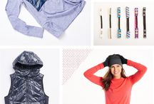 holiday gift picks / by oiselle