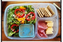Recipes - Sandwiches and Lunches / by Stacy Harrison Lambert