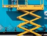 Know the difference: Scissor lifts, articulate boom lifts and telescopic boom lifts