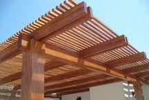 Techos de madera