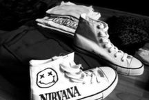 ✖shoes✖ / Mostly converse. / by My unicorns name is Steve