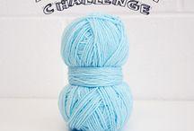 Scrap Yarn Challenge