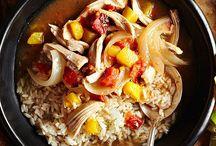 Chicken Recipe / by Starla Padgett
