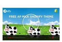 Free theme shopify