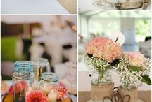 Event DIY / Great ideas that you can DIY for your wedding day!