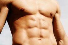 Sportliche hübsche Männer / Schöne, sportliche, hübsche und natürliche Männer. Mit sexy Körper