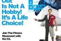 Motivation / Motivating The Fitness World!