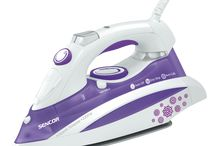 Irons / http://www.sencor.eu/kitchen/household/garment-and-footwear-care/irons