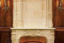 Classic Fireplaces and overmantels