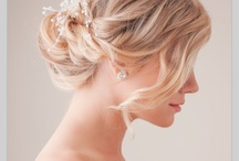 Wedding beauty / Inspiration for wedding hair, makeup and other accessories