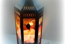 Hows about a light? / diy lighting creations / by Kenda Secoy