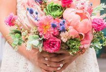 Ślubne bukiety idealne