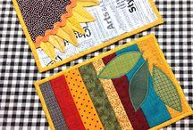 postcard quilts