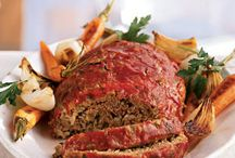 Meat Cookery:  Meat Loaf / by Judimae's Kitchen
