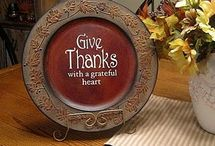 Cricut ~ Thanksgiving / by Sherry Bunch
