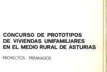 Premios Asturias de Arquitectura / Creados en el año 1982. Para la información se ha utilizado solo, publicaciones del Colegio Oficial de Arquitectos de Asturias, como : revista Cota Cero y catálogos de Premios, editados, con motivo de la exposición correspondiente a la convocatoria.  Excepto, los XVII que no hubo catalogo, se presentaron en a0: a Cero . Revista dirigida por Ana Martínez Obregón y Román Villasana Gutíerrez.