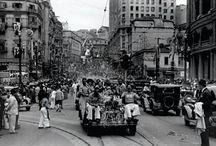 Sao Paulo 1920 até 1929 / Fotos antigas da cidade de São Paulo entre os anos de 1920 e 1929