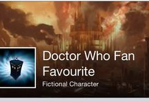 Doctor Who Fan Favourite page / It's a like page all about doctor who