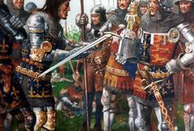 15TH-MEDIEVAL WARRIORS / HISTORY