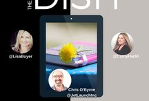The Digital Dish: All Things Digital LIVE on Blab /  Meet up with The Digital Dish co-hosts Lisa Buyer, Cathy Hackl, and special guests to talk all things Digital Marketing with new topics each week.