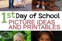 school days / by Janina Morgan