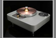 TORQUEO AUDIO - TURNTABLES - RECORD PLAYER / Torqueo Turntable RECORD PLAYER