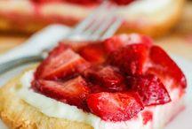 Dessert: Strawberries