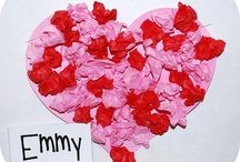 Valentine's Day / Valentine's Day Activities and ideas for kids. / by Vicky from Mess For Less