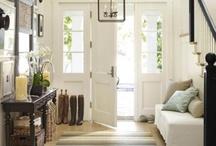 Building a Home - Entryway