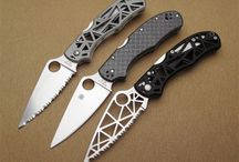 Knifes / For any collector, some ideas of the beautiful edges out there.