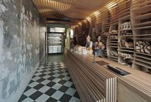 Retail Interiors / by Inside Out Architecture