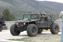 Military Style Vehicles