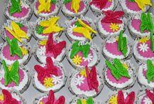 çocuk doğum günü cupcakeleri / cupcake