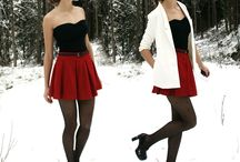 outfit ideas:)