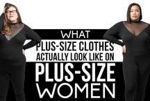 Plus-Size Women