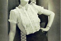Beatifull fashion in 1940