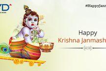 #HappyJanmashtami