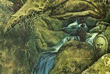 Fractured Fairy Tales & Folk Tales / by Lisa Tran