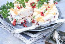 Christmas desserts recipe