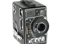 Cameras / Tipos de câmera e modelos