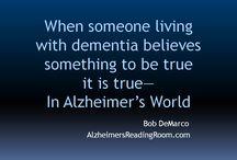 Alzheimer's...