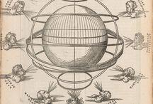 Maps / Armillary Spheres