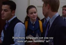 Be a Gilmore