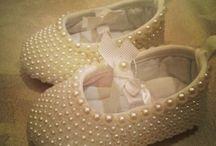 украшение детской обуви