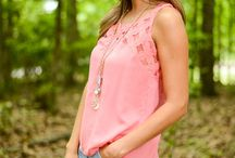 Summer 2015 / by The Mint Julep Boutique