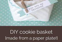 diy packaging/gifting