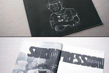 Graphic design - Indesign