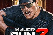 Major Gun War on Terror Mod Apk 3.7.3 Mega Mod