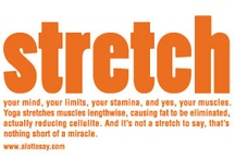 Stretch & Conditioning (I work out)